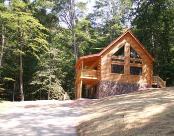 Hocking Hills Red Creek Cabin- Mini Lodge