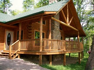 Hocking Hills Ohio Cranberry Lodge Rental