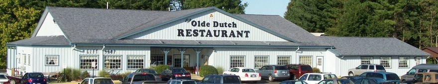 Olde Dutch Restaurant in Hocking Hills Ohio